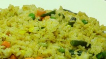 Curry Vegetable Rice