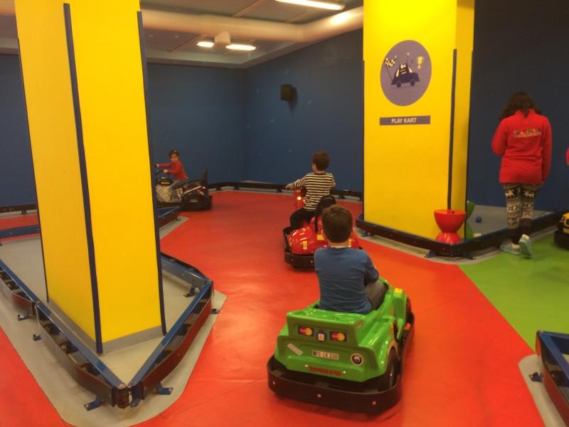 Cart circuit