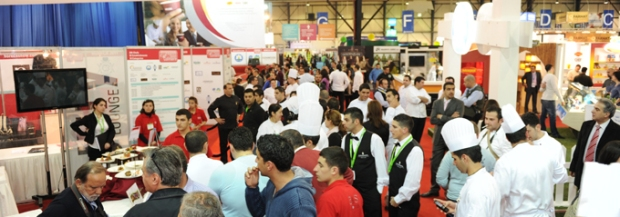 Horeca Fairs attracts thousands of people yearly.