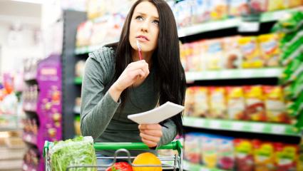 Plan your shopping trips